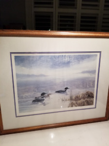 Lissa Calvert Canadian SIGNED and NUMBERED
