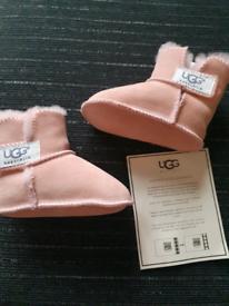 Genuine baby girls ugg boots