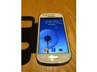 Samsung Galaxy S3 Mini Brand New Unlock.