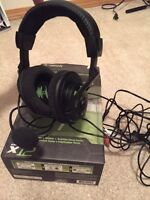 Turtle beachX12 gaming headphone