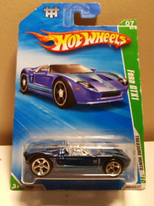 Hot wheels Ford GTX1 super treasure hunt