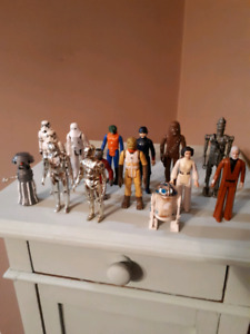 Vintage Star Wars lot