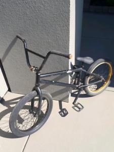 Haro custom bmx bike