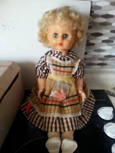 "1955 ""Posie"" Reliable Brand Doll"