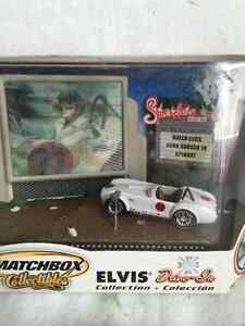 Elvis Drive In Series 1/64 diecast collectible