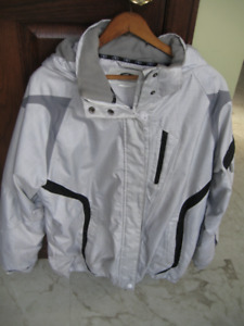 manteau femme large