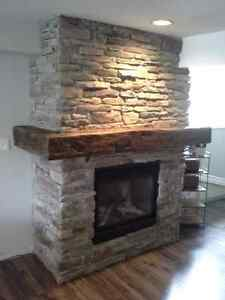 Ugly Fireplace Call Jason from Creative Carpentry Windsor Region Ontario image 4