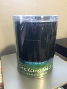 Breaking Bad: The Complete Series (Limited Edition Barrel) BLR