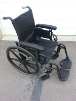 INVACARE PATRIOT Folding Wheelchairs FROM $75