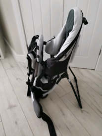 Child's Baby Carrier Backpack like new