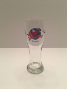 Planet Hollywood Beer Glass