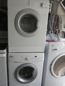 Whirlpool Duet Condo Size 24 Inches Washer Dryer Pair