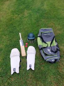 SOLD Boy's Cricket Kit Set