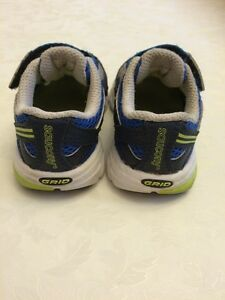 Toddler boys Saucony runners size 5 used Cambridge Kitchener Area image 3