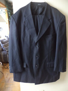 Mens dress suit -  jacket 46 R & pants 40
