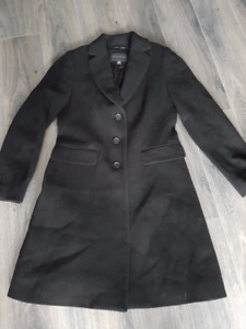 Banana Republic Wool Dress Coat - XS