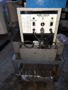 Stud welder  AGM 20 amps single phase.