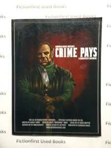 "Roleplaying Manual: ""Crime Pays, A Godfather's Grimoire"""