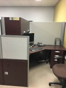 Office Cubicles and Furniture