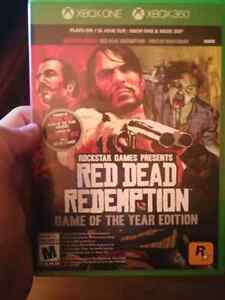 Brand new Red Dead Redemption Game of the year edition