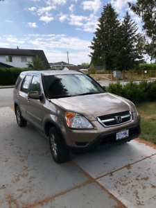 Honda crv for sale 4800