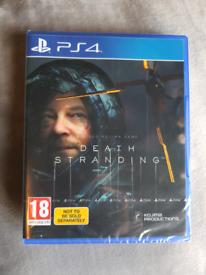 (NEW) Death Stranding PS4
