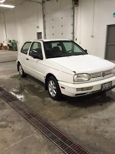 1995 Volkswagen Golf CL Other