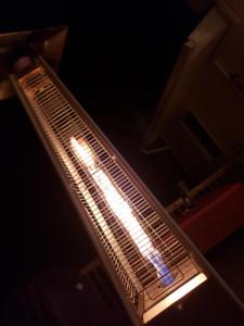 Fire Tornado Patio Heater - Full Size