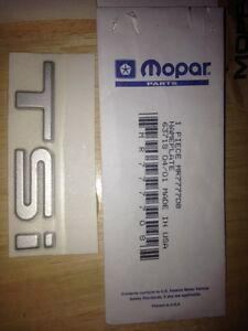 EAGLE TALON TSi  Factory Decal Set  MOPAR Mitsubishi Eclipse DSM Regina Regina Area image 2