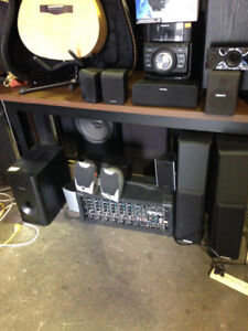Stereo Speakers starting at $20+up at Great Pacific Pawnbrokers
