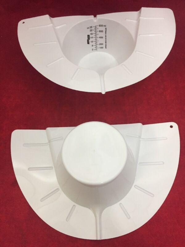 New Lot Of 50 Medegen Urine Specimen Collector Pan 26oz. 800ml
