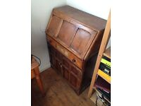 Old writing desk from the early 1900s