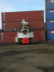 40' & 45' Storage/Shipping Containers COD