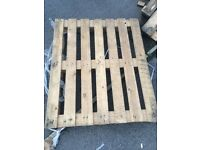 15 x WOOD PALLETS FOR FREE