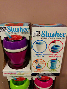 NEW: COOL GEAR SLUSHEE MAKER - $8 each (NO TAX)