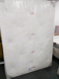 🇬🇧MATTRESS SALE. NEW 5FT KING SIZE ORTHOPAEDIC MED FIRM MEMORY SPRNG