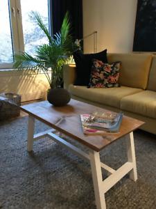 Table  à café  (3 modèles)