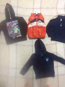 Baby boy 3 years old pullover, vest and sweaters Kitchener / Waterloo Kitchener Area image 2