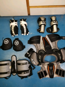 Kids Lacrosse gear