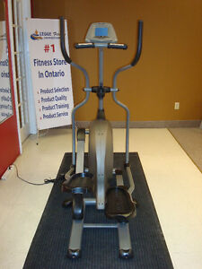 DEALER CERTIFIED Vision Fitness Elliptical Crosstrainer Kitchener / Waterloo Kitchener Area image 2