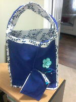Shopping Bag, Scissor Holder, Tablet Pouch - 3 items for sale!!!