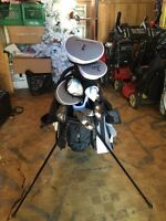 Top Flight Golf club set