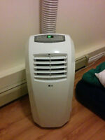 Portable LG Air conditioner