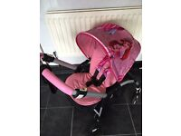 Gorgeous bugaboo bee plus pushchair & extras