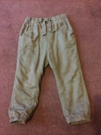 Girls trousers 3-4