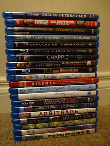 Blu-rays for Sale (Updated List)