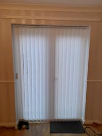 7 vertical blinds
