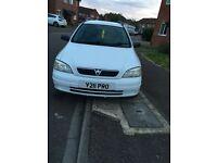 Vauxhall Astra van 1.7 diesel clean and reliable