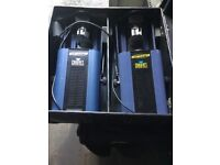 Chauvet Intimidator X2 Complete With Case.