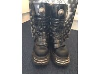 New Rock Boots for Sale